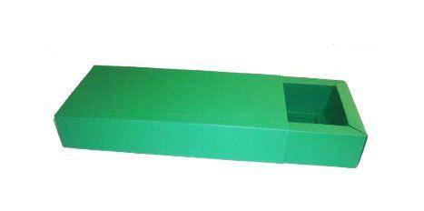 Caixa para 12 Brigadeiros - Verde Bandeira