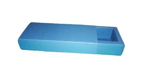 Caixa para 20 Brigadeiros - Azul Marinho