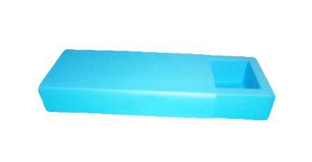 Caixa para 20 Brigadeiros - Azul Tiffany