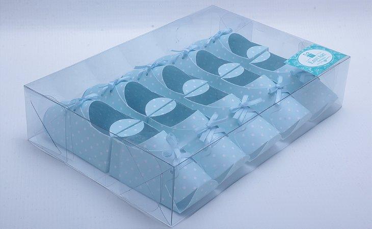 Sapatinhos para Lembrancinhas - 7x3,5x4