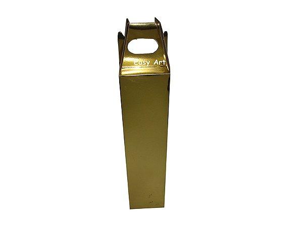 Caixa para Vinho - 1 garrafa - 7,7x7,7x32,3