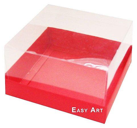 Caixa para Mini Bolos 8x8x6 - Pct com 10 Unidades