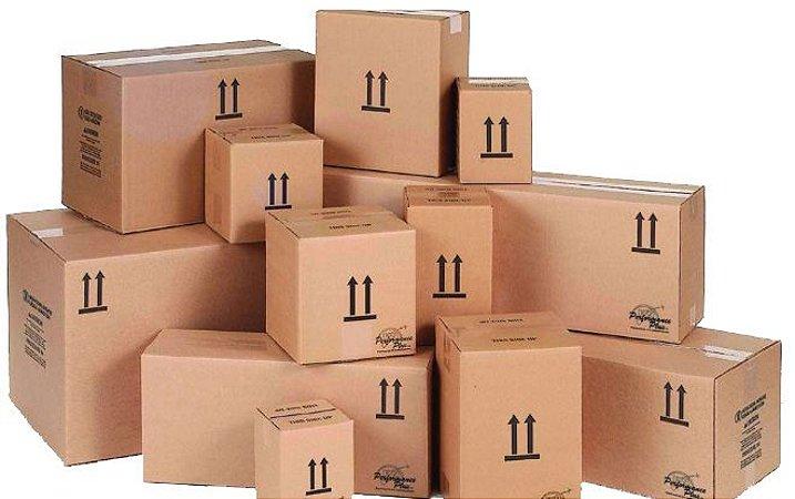 Caixa de Papelão Personalizada - Vários Tamanhos