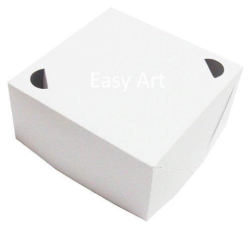 Caixa para Lanches 10x10x5 - Pct com 10 Unidades
