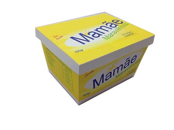 Caixinha Personalizada Margarina