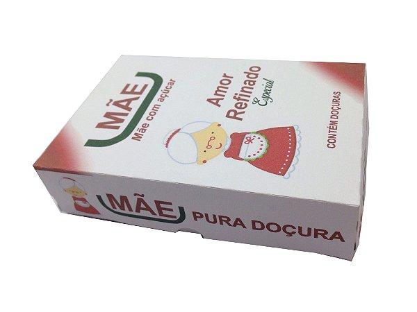 Caixinha Personalizada Açúcar