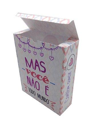Caixinha Personalizada Frases De Mães Easy Art Embalagens Artesanais