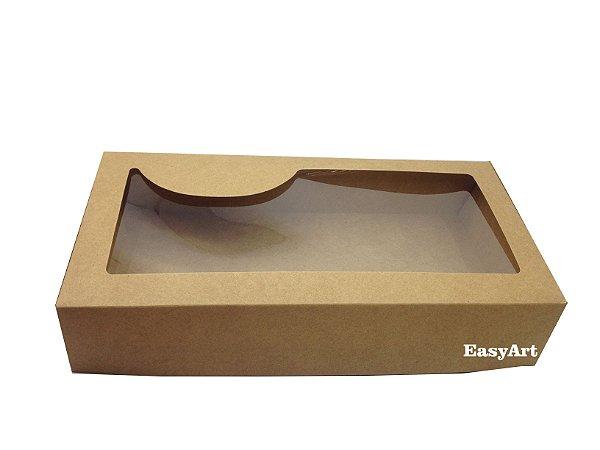 Caixas para Lingerie - Kraft - 35x17x7