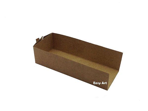 Embalagem para Fudje / Mini Churros - Kraft