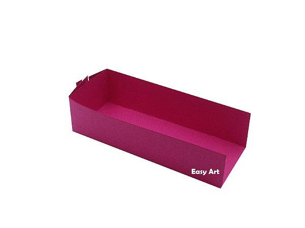 Embalagem para Fudje / Mini Churros - Pink