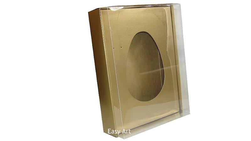 Caixas Ovos de Colher - 1K - Dourado