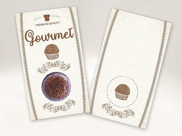 Cartão Blister Premium Quality Gourmet