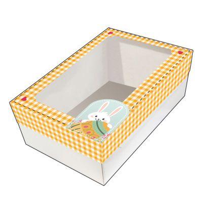 Caixa para Kit de Confeiteiro - 20x13x7