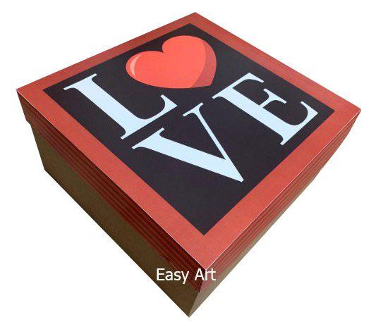Festa na Caixa - Love