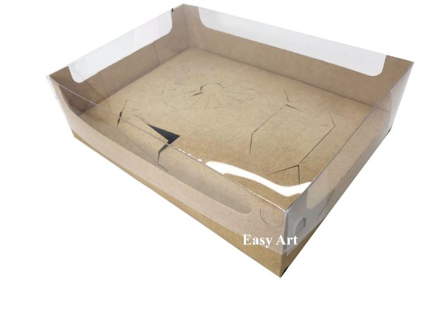 Caixa Kit Confeiteiro Ovos de 50g ou 150g / 22x16x6,5 - Kraft
