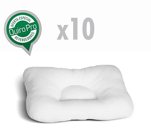 Kit com 10 Unidades de Travesseiros Dorsal/Lateral
