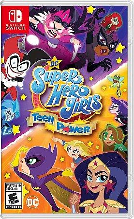 DC Super Hero Girls Teen Power Nintendo Switch (US)