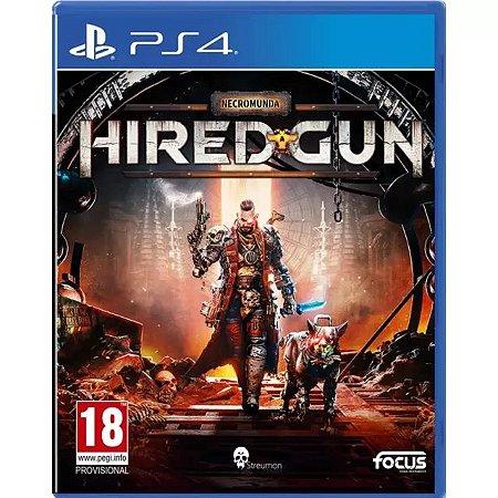 Necromunda: Hired Gun PS4 (EUR)