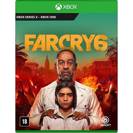 Far Cry 6 Edição Limitada Xbox