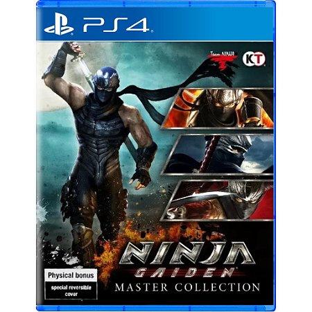 Ninja Gaiden Master Collection PS4 (AS)