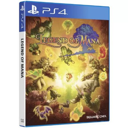 Legend of Mana Remastered PS4 (AS)