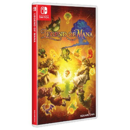Legend of Mana Remastered Nintendo Switch (AS)