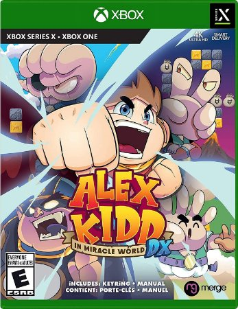 Alex Kidd in Miracle World DX Xbox (US)
