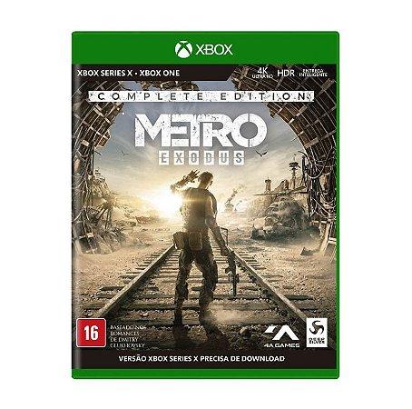 Metro Exodus Complete Edition Xbox