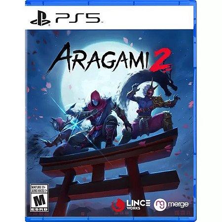 Aragami 2 PS5