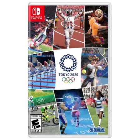 Tokyo 2020 Olympic Games Nintendo Switch (US)