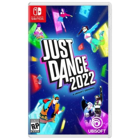 Just Dance 2022 Nintendo Switch (US)
