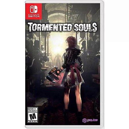 Tormented Souls Nintendo Switch (US)
