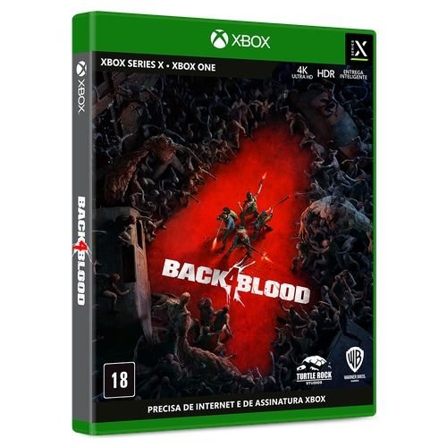 Back for Blood Xbox