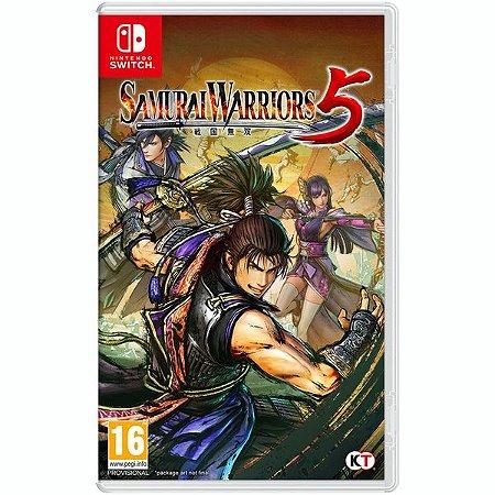 Samurai Warriors 5 Nintendo Switch (EUR)