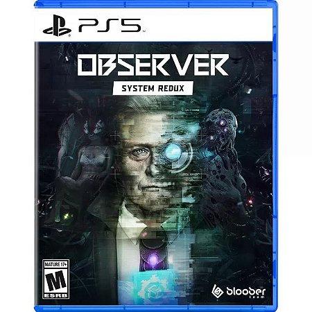 Observer: System Redux PS5 (US)