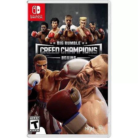 Big Rumble Boxing: Creed Champions Nintendo Switch