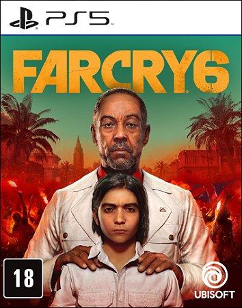 Far Cry 6 Edição Limitada PS5