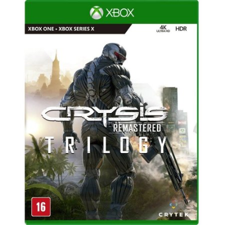 Crysis Trilogy Remastered Xbox