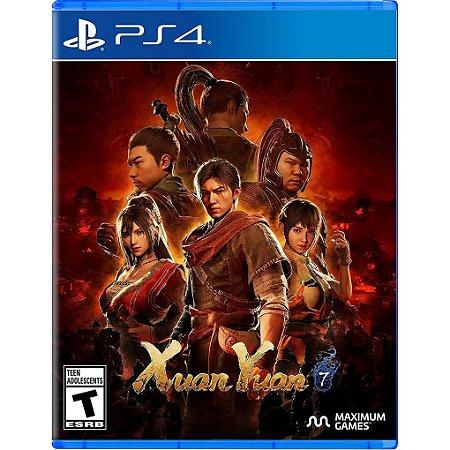 Xuan-Yuan Sword VII PS4