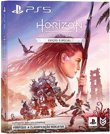 Horizon Forbidden West Edição Especial PS5