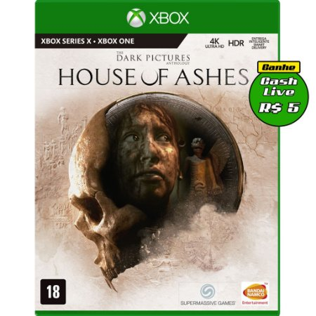 The Dark Pictures House of Ashes Xbox