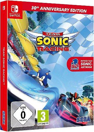 Team Sonic Racing 30th Anniversary Edition Nintendo Switch (EUR)