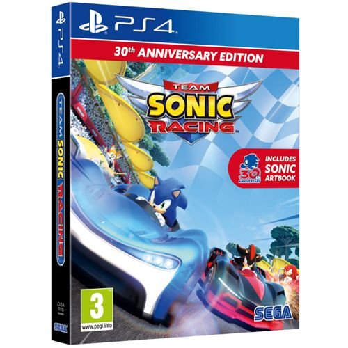 Team Sonic Racing 30th Anniversary Edition PS4 (EUR)
