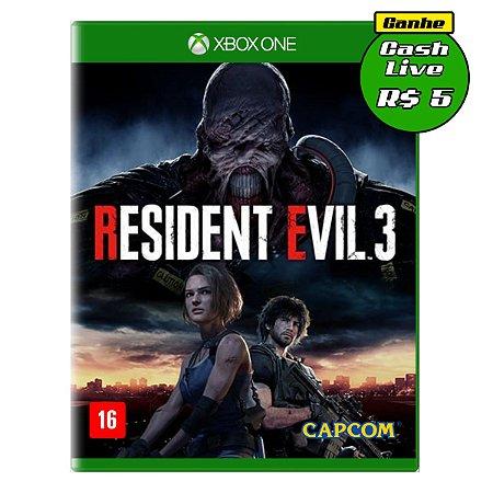 Resident Evil 3 Xbox One Remake