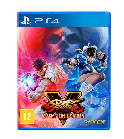 Street Fighter V Champion Edition PS4