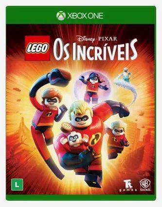 Lego Os Incríveis Xbox One