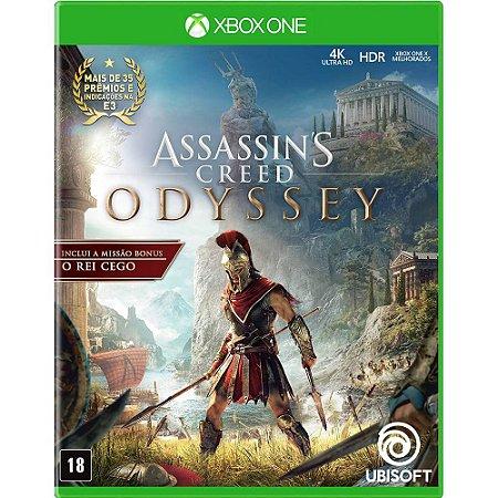 Assassins Creed Odyssey Edição Limitada Day One Xbox One