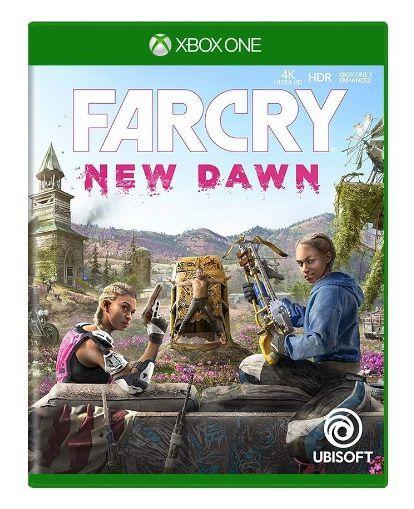 Far Cry New Dawn Xbox One Com Chaveiro