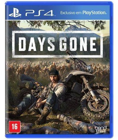 Days Gone PS4 Com Bônus