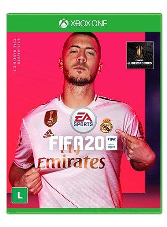 Fifa 20 eLibertadores Xbox One